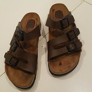 Birkenstock Betula soft foot bed narrow